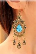 A & c Vintage Princess Earrings for Women, Fashion Eardrop & Dangler for Women