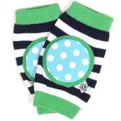 Bella Tunno Happy Knees Baby Kneepads, Macho Mint