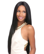 Sensationnel Empress Synthetic Custom Lace Front Edge Wig YAKI 30