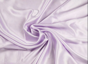 Maxfeel 100% Pure Mulberry Silk Charmuse Solid Dyed Fabric Multicolor for Bedding Dress Sold By Yard or By Half a Yard