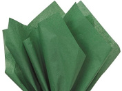 Holiday Green Tissue Paper Ream 480 Sheets Wholesale Packaging Gift Wrap