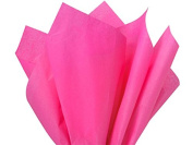 Hot Pink Tissue Paper Ream 480 Sheets Wholesale Packaging Gift Wrap
