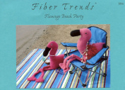 Flamingo Beach Party - Fibre Trends Knitting and Felting Pattern 221x