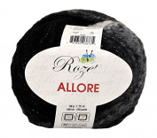 Rozetti Allore 101 Yarn, Nero