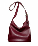 Reed Krakoff 510 Bag Cordovan Miller Leather Shoulder Crossbody Hanbag Purse Bag