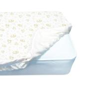 Serta Perfect Balance Deluxe Organic Crib Mattress Pad