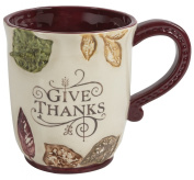 "Grasslands Roads ""Give Thanks"" 470ml Mug"