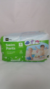 Swim Nappies DG Baby Swimmers Disposable Size Small 12 PK
