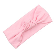 FEITONG(TM) 2015 Baby Toddler Cute Girls Kids Bow Hairband Turban Knot Rabbit Headband Headwear