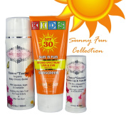 """Sweetsation Therapy Chocolate Summer Collection """"Sunny Fun"""""""