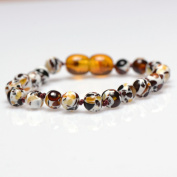 Baby Bracelet - Anklet Made From Baltic Amber