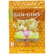 Ginger People Ginger Spice Drops - 100ml - Case of 24