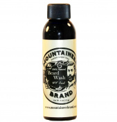 Mountaineer Brand 100% Natural WV Coal Beard Wash