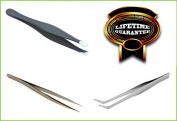 Ultimate Tweezers Collection with Lifetime Guaranty