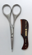 Moustache & Beard Trimming Scissors