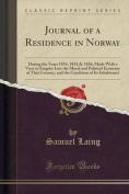Journal of a Residence in Norway