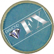 Diamond FX Metallic Face Paint - Baby Blue