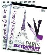 Paris Paper 11x14 40 Sht Pad