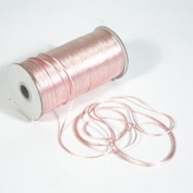 Firefly Imports FC0R000A5117 200 yd Satin Rattail Cord Chinese Knot, 2mm, Light Pink