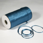 Firefly Imports FC0R000A5311 200 yd Satin Rattail Cord Chinese Knot, 2mm, Blue Mist