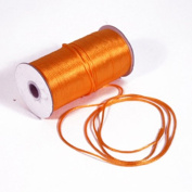 Firefly Imports FC0R000A5172 200 yd Satin Rattail Cord Chinese Knot, 2mm, Orange