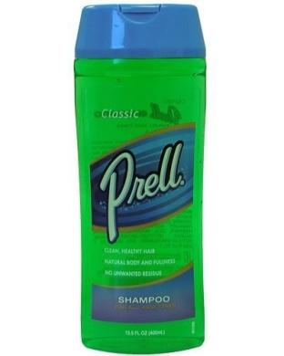 Prell Shampoo, Classic Clean, 400ml - 2PK