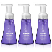 Method Naturally Derived Foaming Hand Wash, French Lavender, 300ml