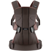 BABYBJORN Baby Carrier One, Brown