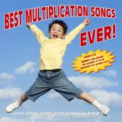 Best Multiplication Songs EVER!