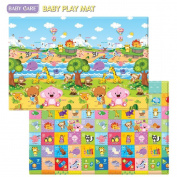 Baby Care Play Mat - Pingko Friends