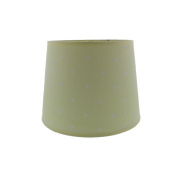 Koala Baby Dot Drum Lamp Shade - Sage