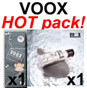 HOT PACK! 1xVOOX DD CREAM & 1xVOOX Detox Charcoal Cleansing 100% Natural Anti ageing baby face