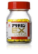Alinamin Ex Plus 60 Tablets 1bottle