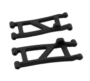 RPM Associated GT2/SC10GT Rear A-Arms, Black