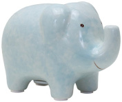 Child to Cherish Mini Elephant Bank, Blue