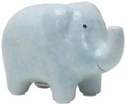 Child to Cherish Mini Elephant Bank, Blue