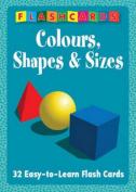 Colours, Shapes & Sizes