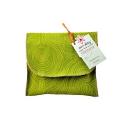 Eco Ditty Sandwich Bag, Let it Grow Green