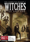 The Witches Of East End S2 [DVD_Movies] [Region 4]