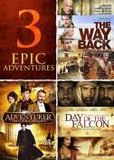3 Epic Adventures [Region 1]