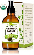 SliceOfNature cold pressed Baobab Oil. 100% pure