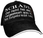 "Cub CAP with Stick SCHADE the dog has everything forget what I did it she "")/69724 Baumwollcap CAP hat Snapback Baseball CAP"