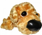 THE DOG Artlist Collection - 25cm Golden Retriever Super Soft Plush Dog Toy