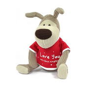 Boofle Love You More Than Anything Large Bear