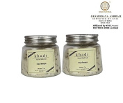 Khadi Herbal Bath Salt - Nag Champa - Twin Pack - 400 G