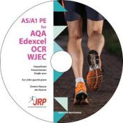 AS/A1 PE for AQA/Edexcel/OCR/WJEC Classroom PowerPoint Presentations [Audio]