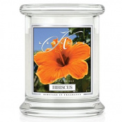Kringle Candles Small Jar Scented Candle - Hibiscus