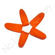 12 x Finger Cots For Hair Extension Bonding