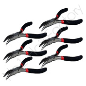 6 x Hair Extension Pliers Tool For Micro Ring