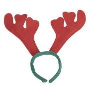 Five Season Christmas Deer Reindeer Antlers Headband